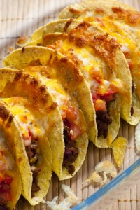 7287200-baked-tacos-with-tomatoes-and-minced-meat